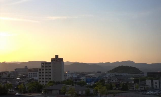 fukushima - morning